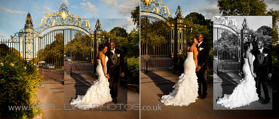 London wedding pictures