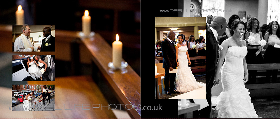 church wedding photography in London