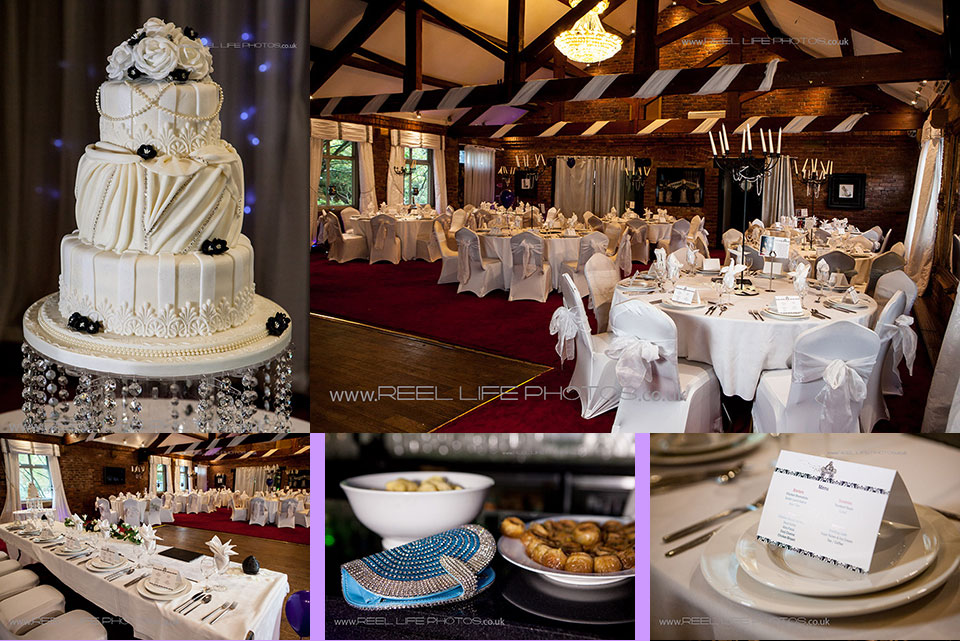 Davenport Green Asian wedding venue in Cheshire