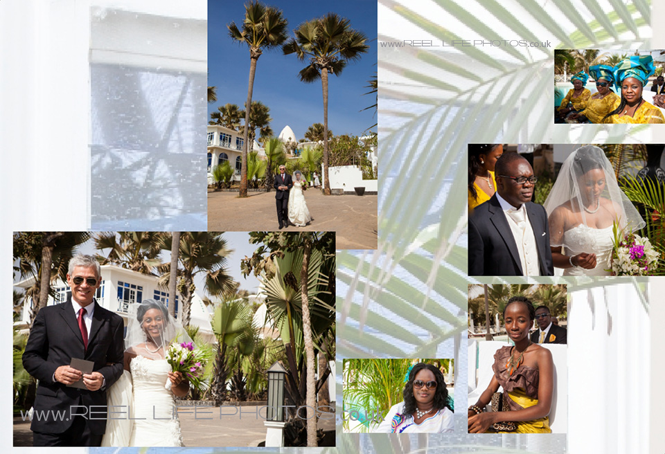 Coco Ocean - magnificent wedding venue in The Gambia by UK photographer