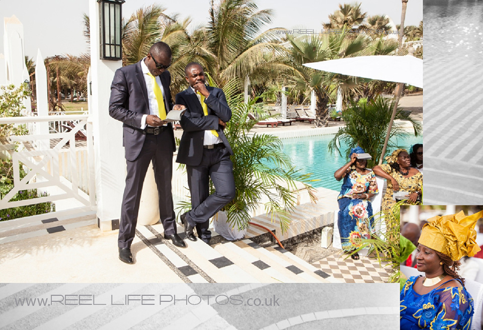 wedding storybook photography in the Gambia by UK wedding photographer