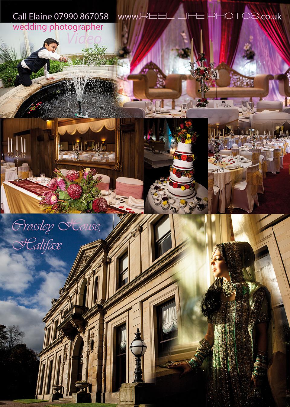 ReelLifePhotos Wedding Photography Blog Archive Crossley House Belle Vue Park Wedding Venue