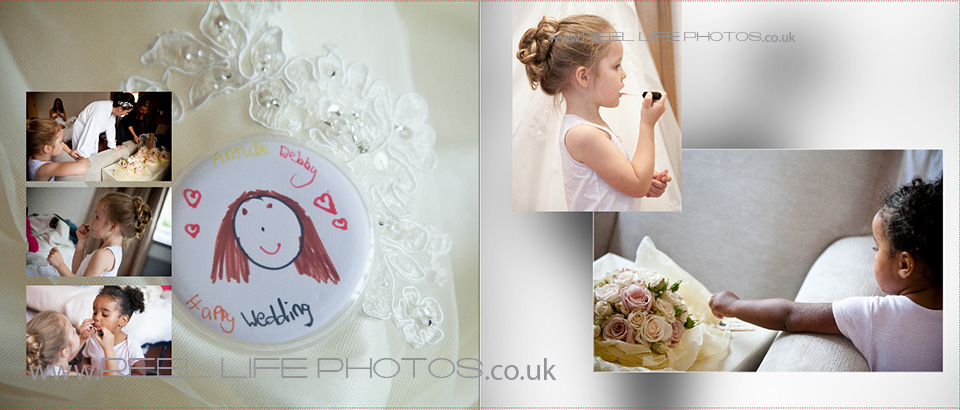 Woodlands Leeds storybook wedding pictures
