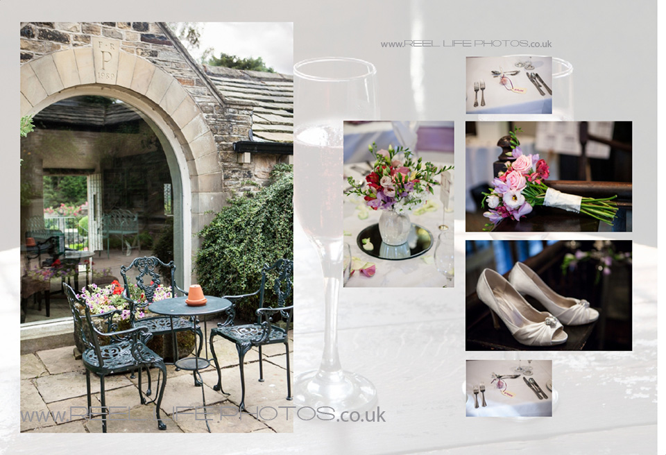 Holdsworth House wedding pictures