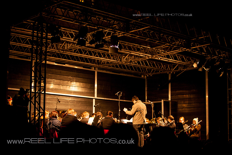 University of Huddersfield Brass Band