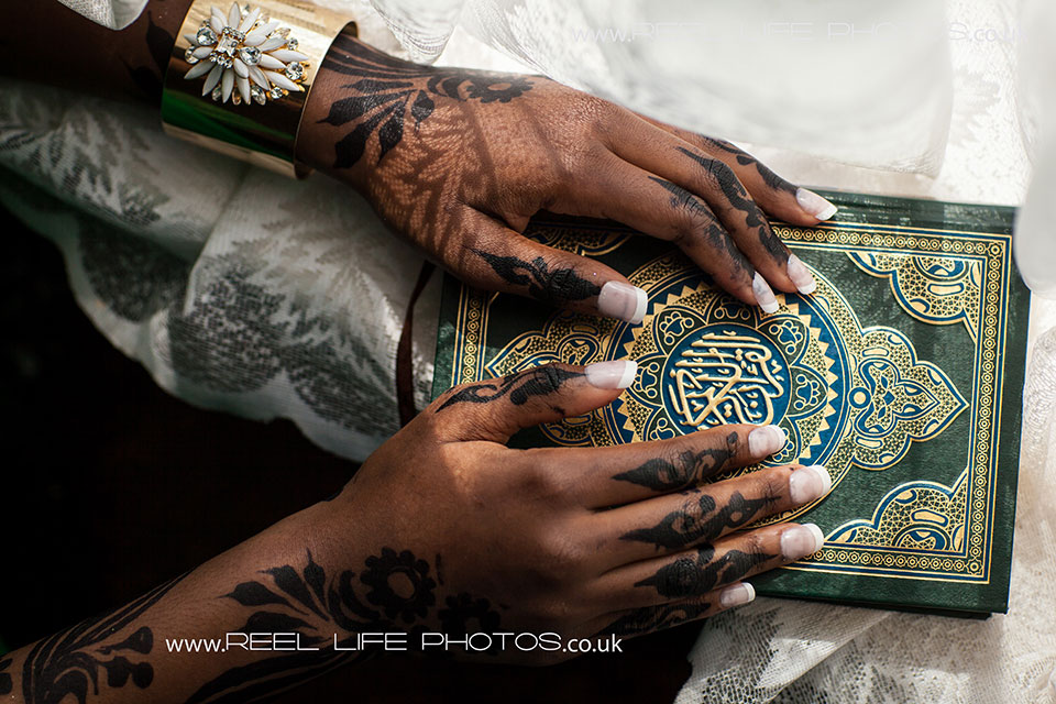 Somali wedding in Sheffield