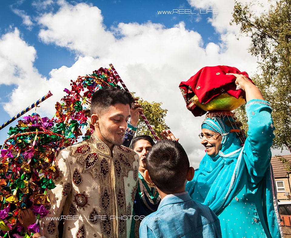 Asian wedding tradition