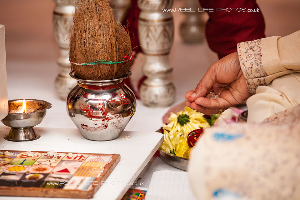 Hindu wedding in Sheffield