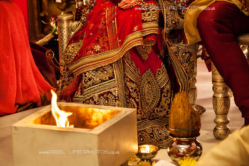 ReelLifePhotos Wedding Photography Hindu Wedding Ceremony Pictures