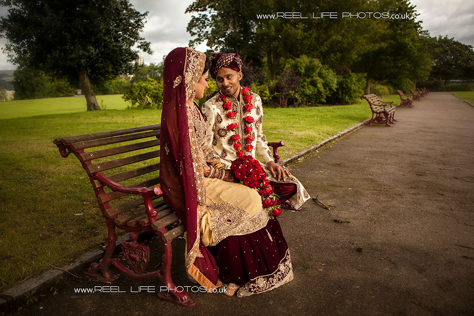 Romantic Asian  wedding photography