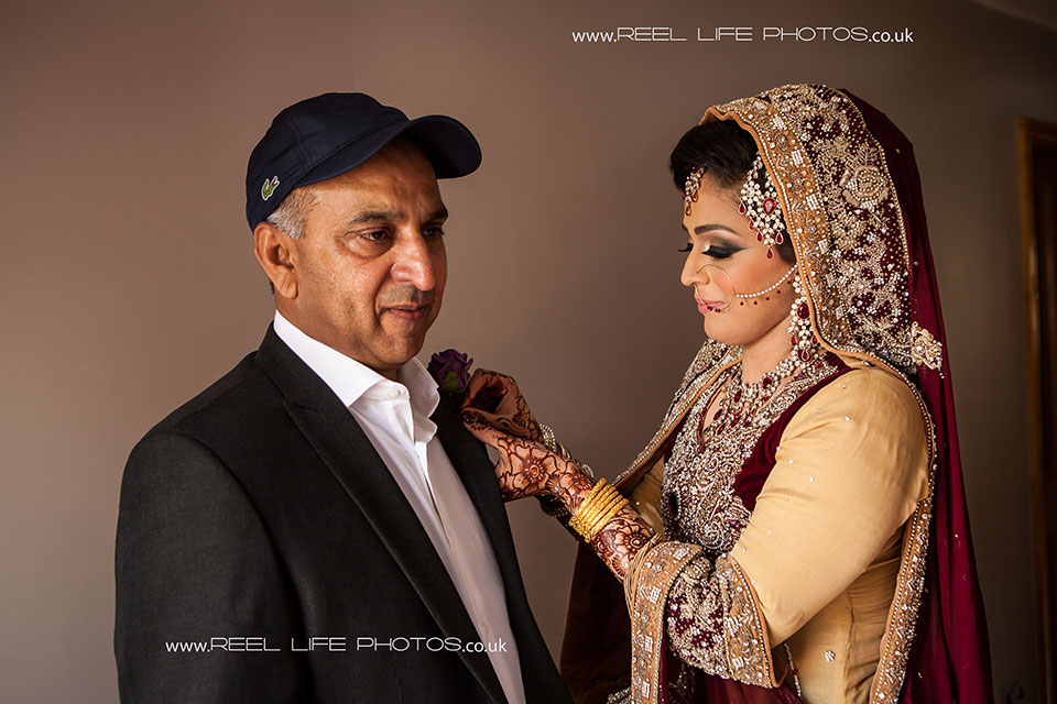 natural Asian wedding photography