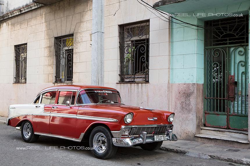 Cuba and classic Cuban cars