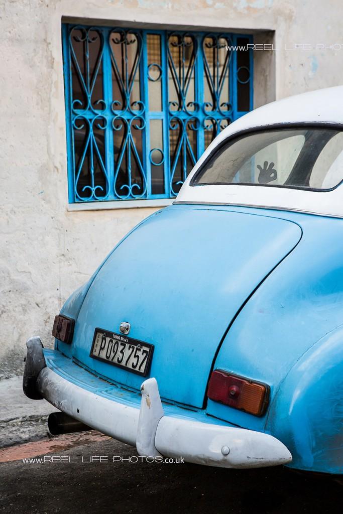 Art photo of Cuba