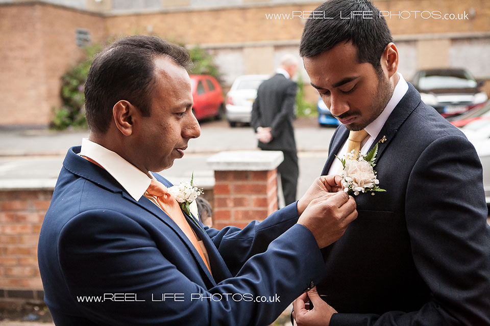 Last minute details Bengali wedding