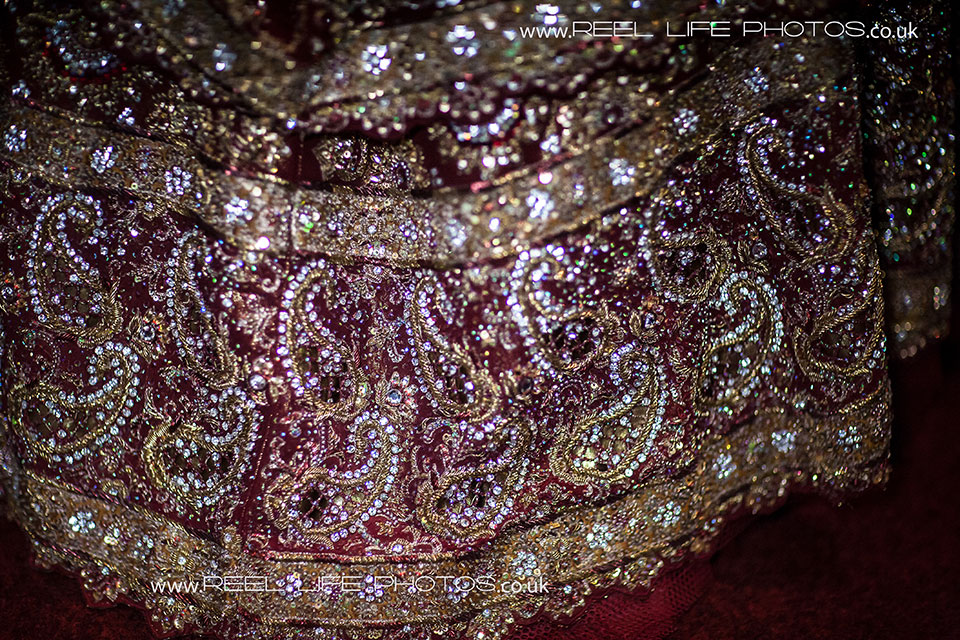 Bengali wedding dress
