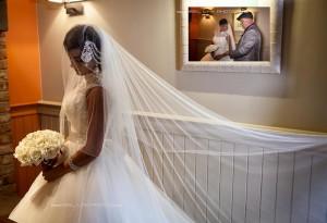 Beautiful gipsy bride