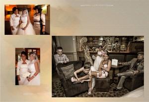Gipsy wedding storybook in Yorkshire