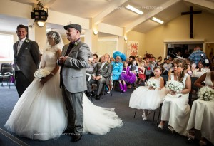 storybook with gipsy wedding pictures