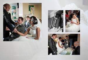 Traveller wedding photography