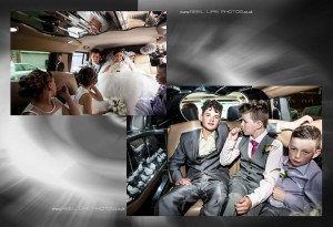 gipsy limo wedding pictures