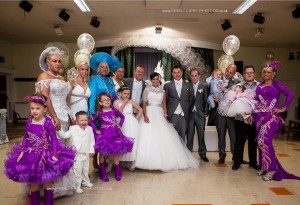 traveller gipsy wedding pictures