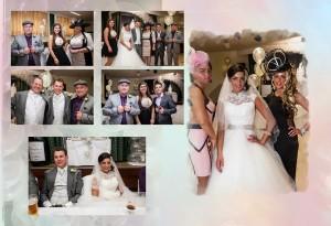 Katie's gipsy wedding pics