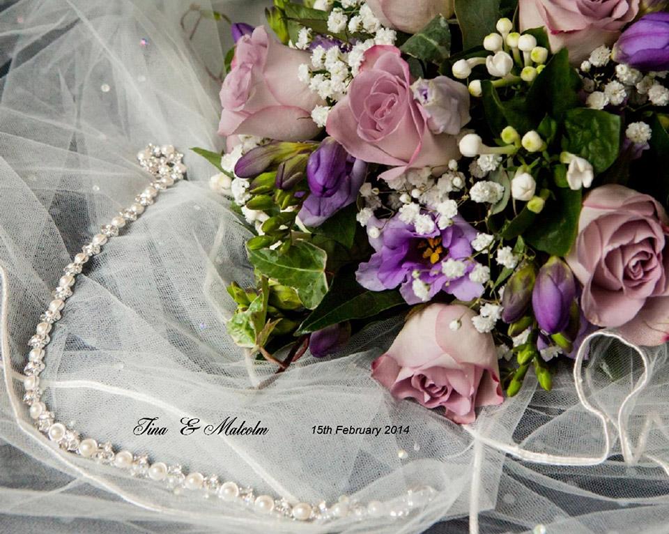 Dewsbury wedding photos in storybook