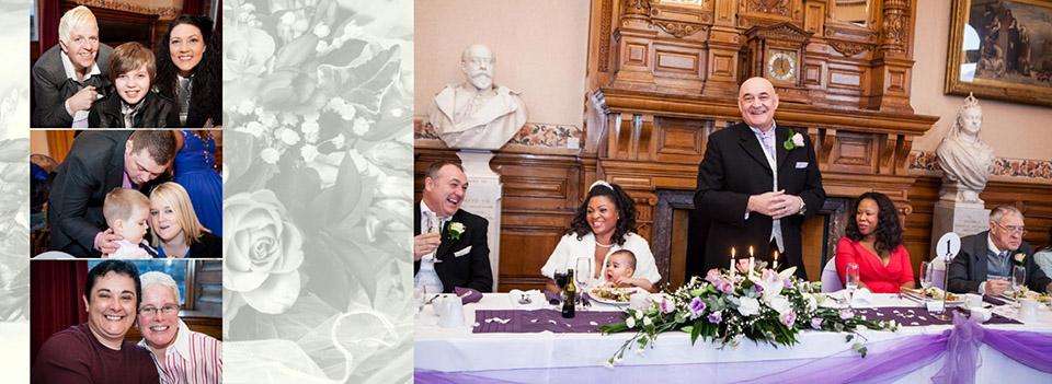 fun wedding speeches - the groom