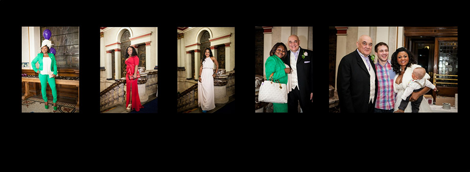 wedding photography in Dewsbury at the Town Hall