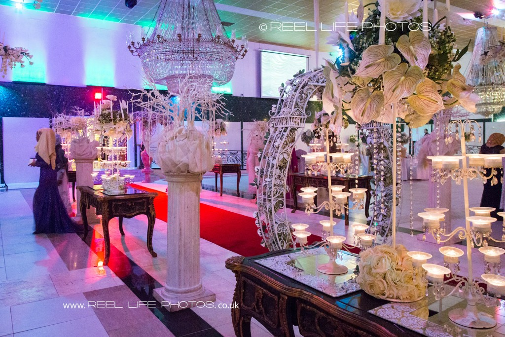 Bolton Excellency wedding reception photography