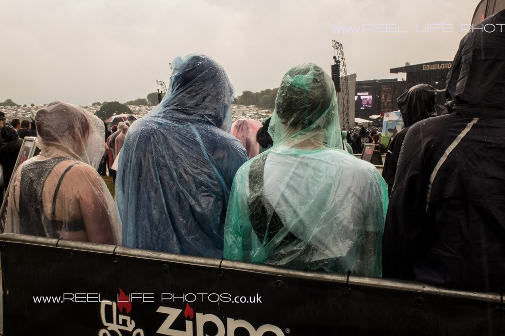 Download 2016 where lastic ponchos are the dress code of the day!
