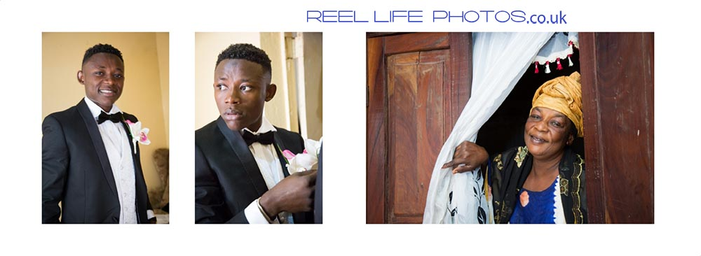 Gambian wedding pics in Storybook