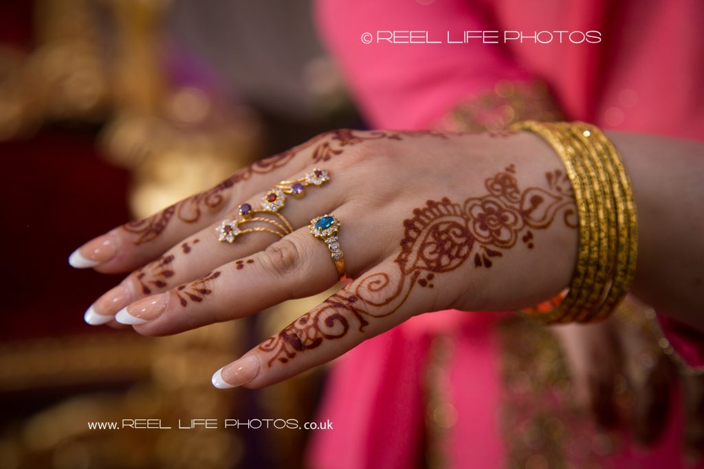 wedding pictures by female Asian wedding photographer at The Grand in West Yorkshire