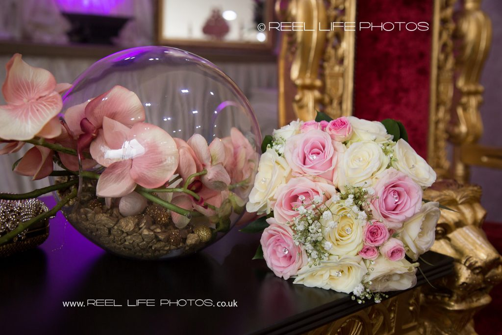 Asian wedding photography at The Grand in West Yorkshire