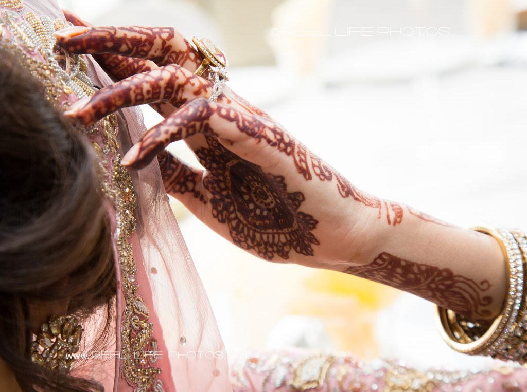 Natural Asian wedding photography at The Grand in West Yorkshire