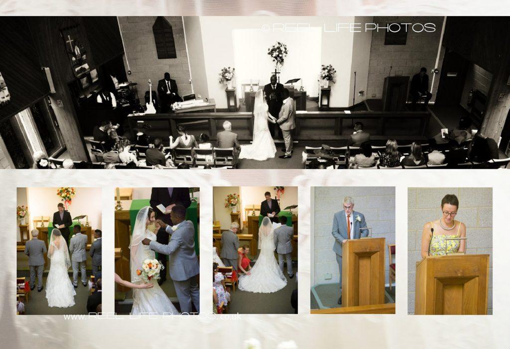 Romantic storybook wedding design