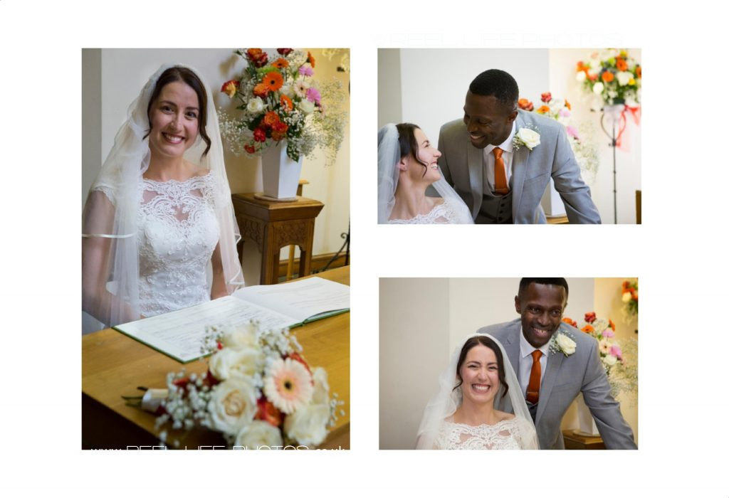 Wedding-storybook album design, UK