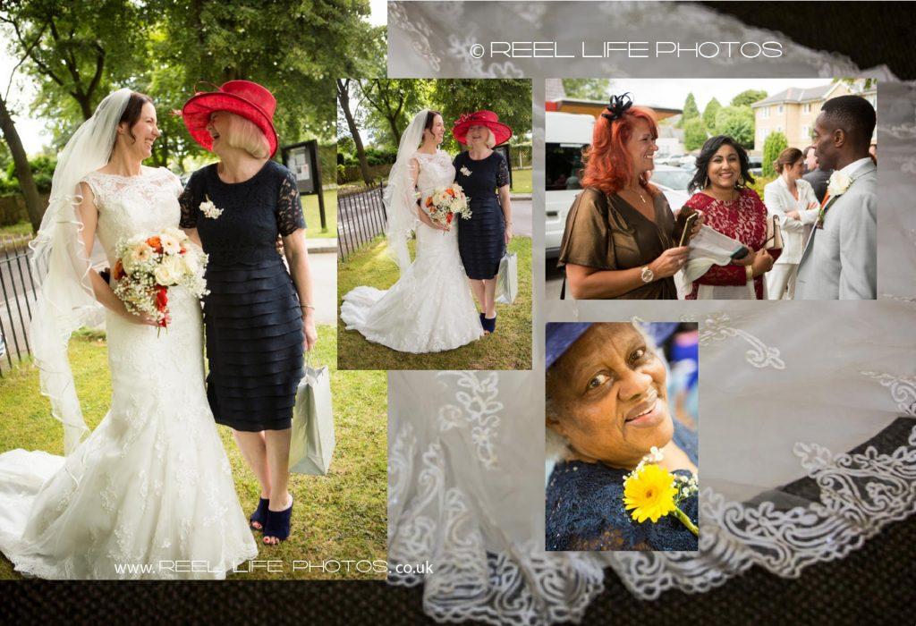 happy wedding pictures
