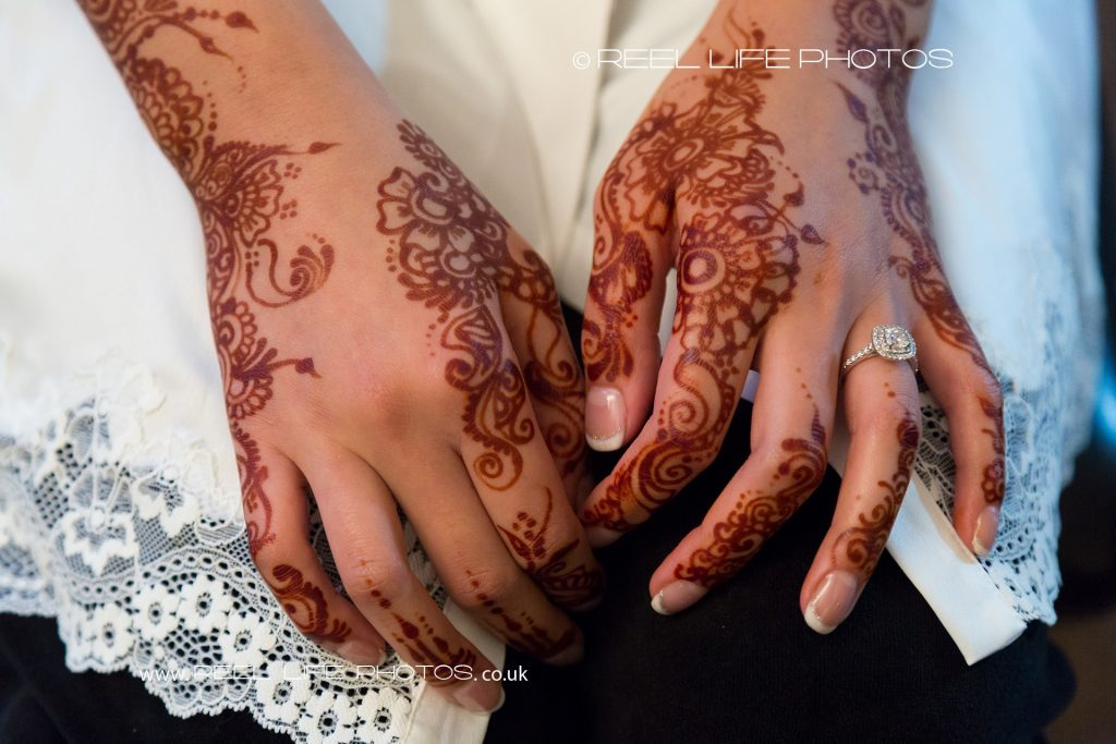 Arabic Asian wedding in London