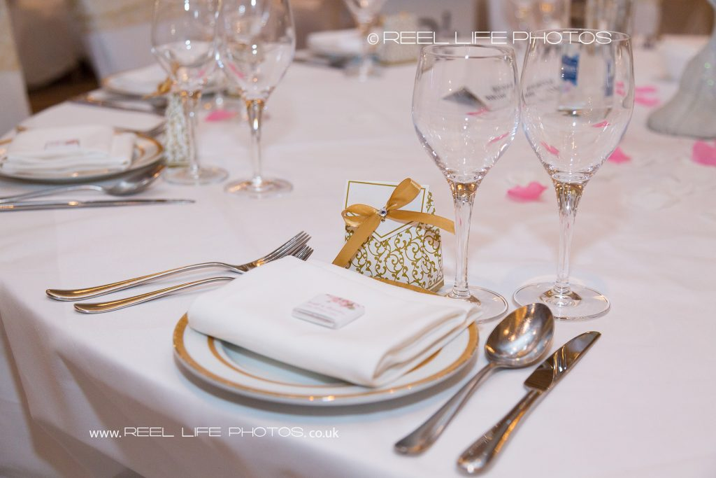 Arabic ASIAN WEDDING IN lONDON - THE TABLE DECOR