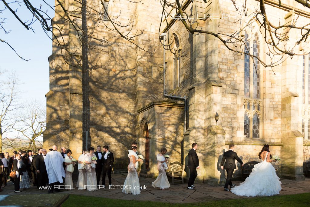 Natural church wedding pictures