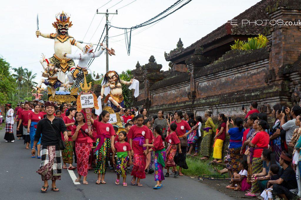 Nety Aska 25 Wates Duren Nyepi Bali