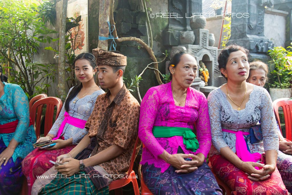Photos by UK wedding photographer in Bali