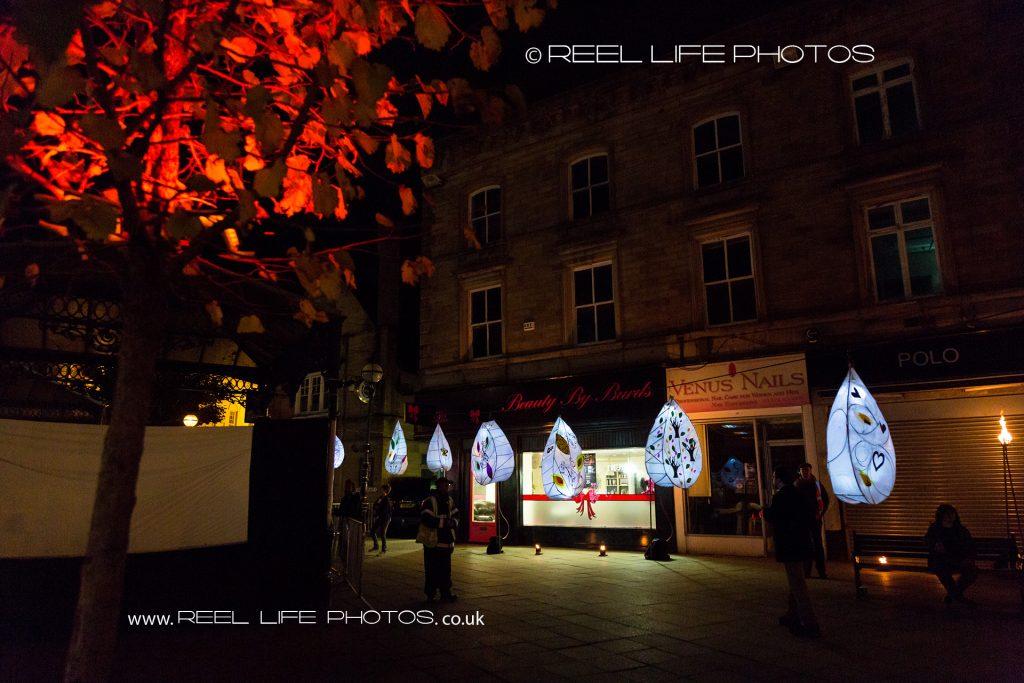 Creative Scene Lanterns Dewsbury