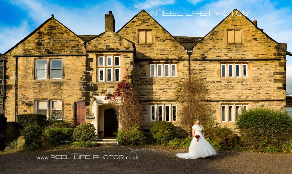 Northorpe Hall Barn wedding