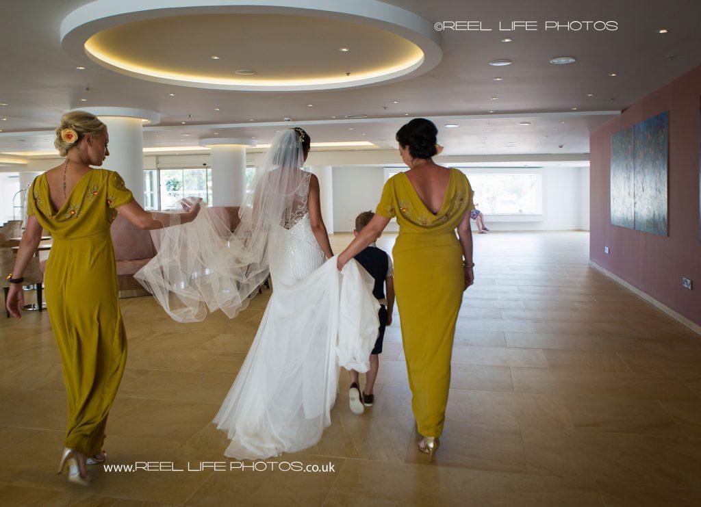 Elegant wedding photography in Paphos